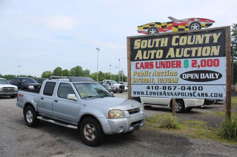 2001 Nissan Frontier SE in Harwood, MD