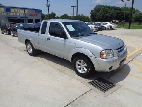 2001 Nissan Frontier XE in Houston