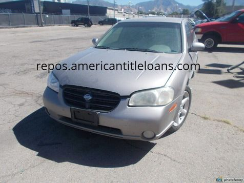 2001 Nissan Maxima SE in Salt Lake City, UT