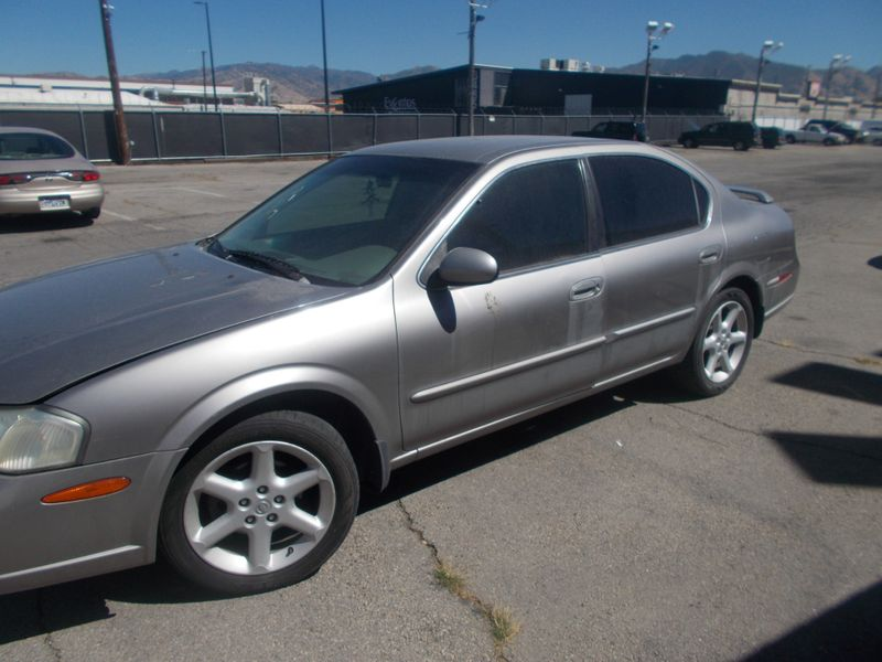 2001 Nissan Maxima SE  in Salt Lake City, UT