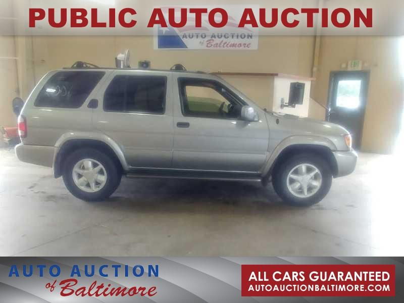 2001 Nissan Pathfinder LE | JOPPA, MD | Auto Auction Of Baltimore