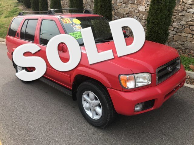 2001 Nissan Pathfinder LE Knoxville, Tennessee