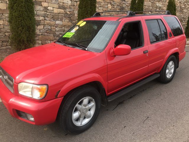 2001 Nissan Pathfinder LE Knoxville, Tennessee 2