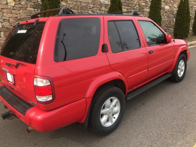 2001 Nissan Pathfinder LE Knoxville, Tennessee 4