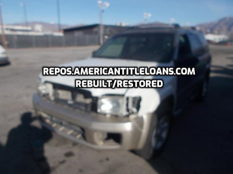 2001 Nissan Pathfinder SE in Salt Lake City, UT