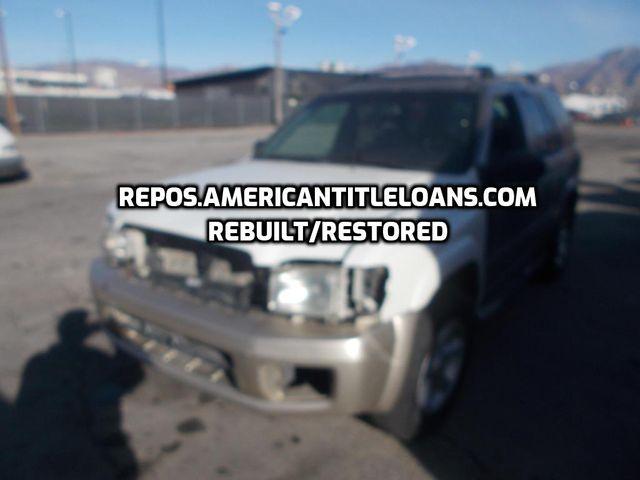 2001 Nissan Pathfinder SE Salt Lake City, UT