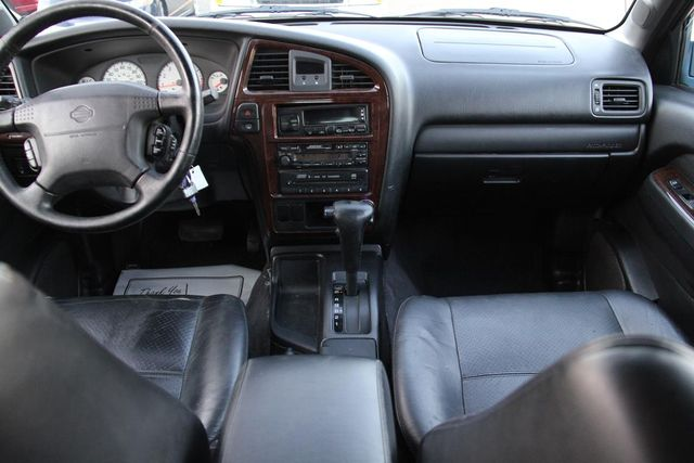 2001 Nissan Pathfinder LE Santa Clarita, CA 7