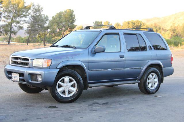 2001 Nissan Pathfinder LE Santa Clarita, CA 1