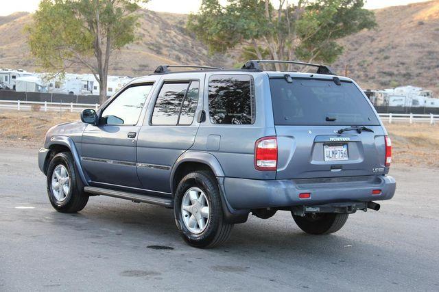 2001 Nissan Pathfinder LE Santa Clarita, CA 5