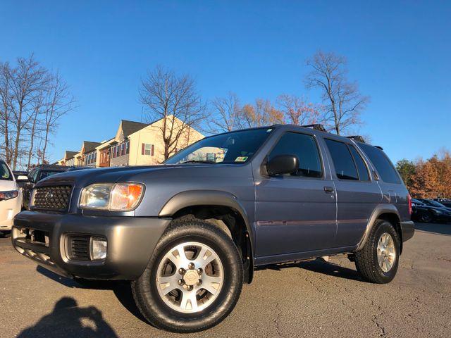 2001 Nissan Pathfinder SE *LOW MILES*