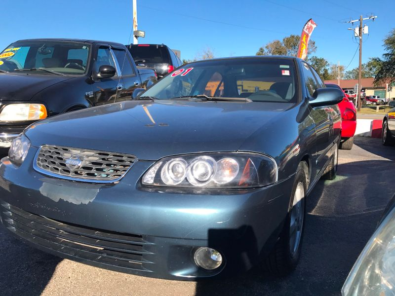 Used 2001 Nissan Sentra GXE