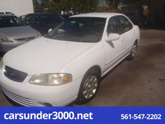 2001 Nissan Sentra GXE Lake Worth , Florida