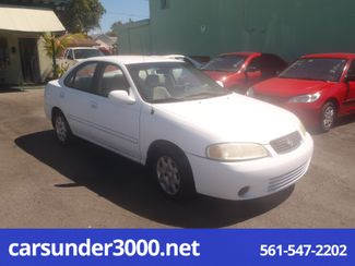 2001 Nissan Sentra GXE Lake Worth , Florida 1