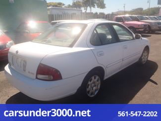 2001 Nissan Sentra GXE Lake Worth , Florida 2