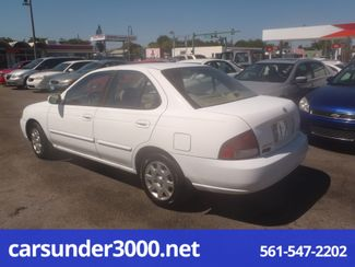 2001 Nissan Sentra GXE Lake Worth , Florida 3