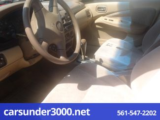 2001 Nissan Sentra GXE Lake Worth , Florida 4