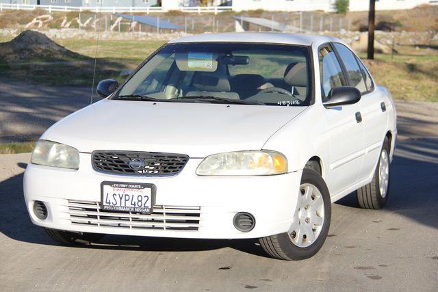 2001 Nissan Sentra XE Santa Clarita, CA 4
