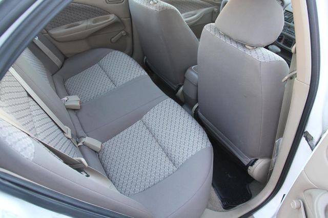 2001 Nissan Sentra XE Santa Clarita, CA 16