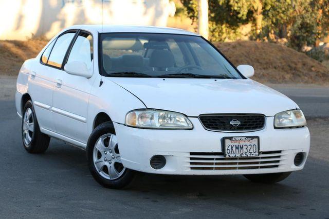 2001 Nissan Sentra GXE Santa Clarita, CA 3