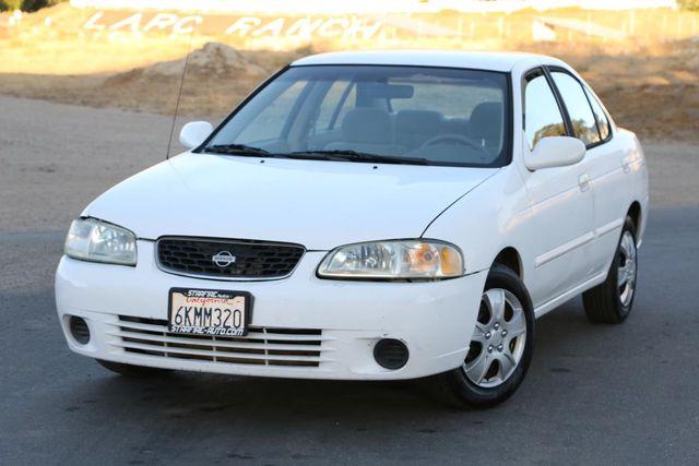 2001 Nissan Sentra GXE Santa Clarita, CA 4