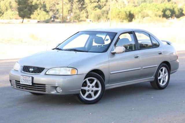 2001 Nissan Sentra SE Santa Clarita, CA 1