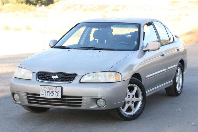 2001 Nissan Sentra SE Santa Clarita, CA 4