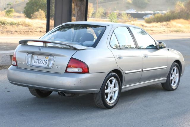 2001 Nissan Sentra SE Santa Clarita, CA 6