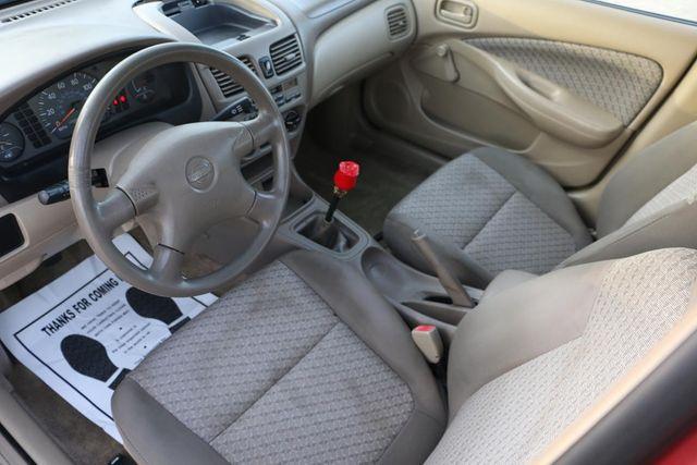 2001 Nissan Sentra XE Santa Clarita, CA 8
