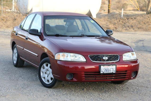 2001 Nissan Sentra XE Santa Clarita, CA 3