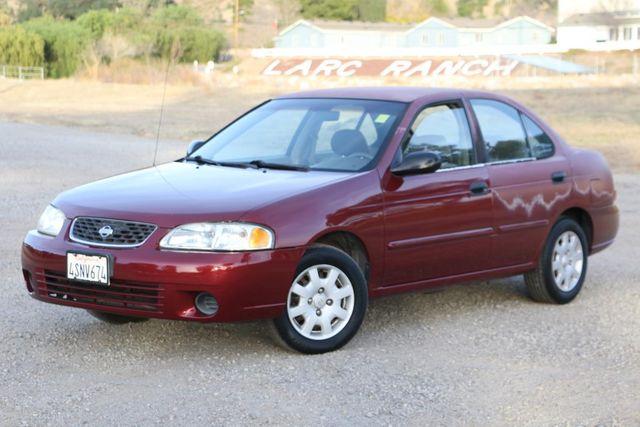 2001 Nissan Sentra XE Santa Clarita, CA 1