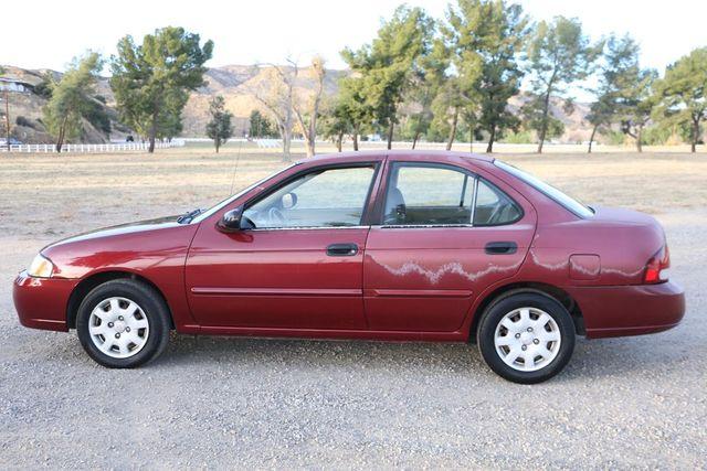 2001 Nissan Sentra XE Santa Clarita, CA 11