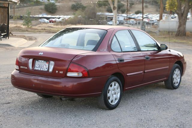 2001 Nissan Sentra XE Santa Clarita, CA 6