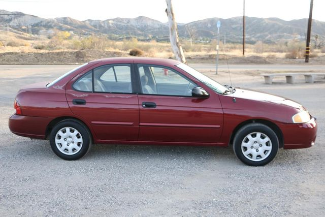 2001 Nissan Sentra XE Santa Clarita, CA 12