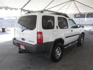2001 Nissan Xterra XE Gardena, California 2