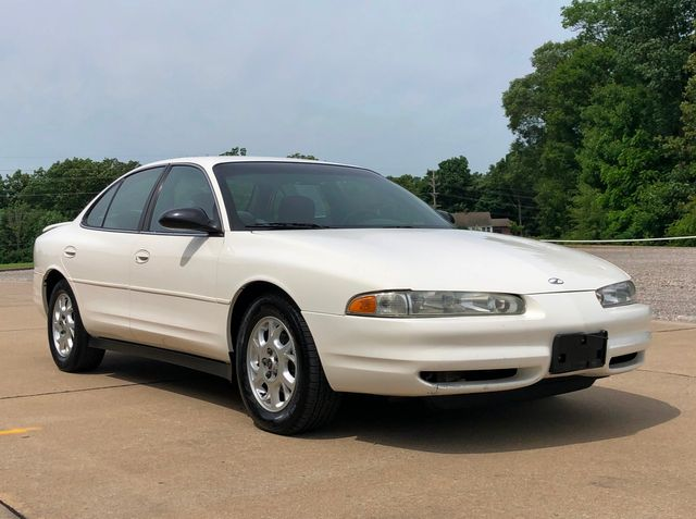 2001 Oldsmobile Intrigue GX