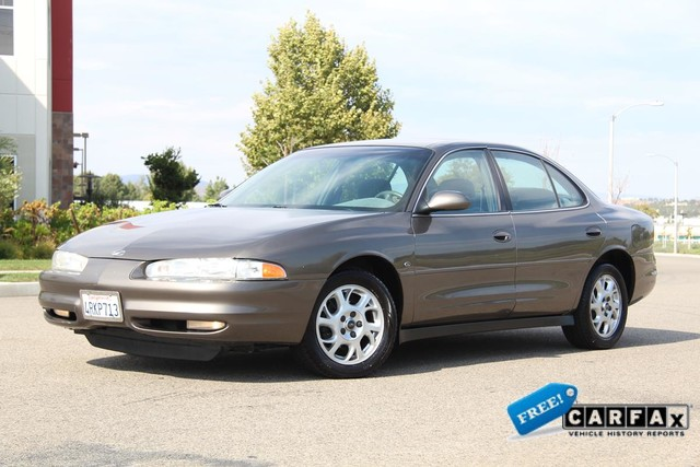 2001 Oldsmobile Intrigue GL Santa Clarita, CA 0