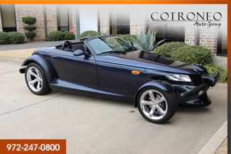 2001 Plymouth Prowler Mulholland Edition in Addison TX, 75001