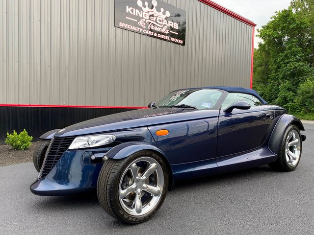 2001 Plymouth Prowler Convertible CHRYSLER ONLY 7K MILE MULHOLLAND EDITION WOW in Woodbury, New Jersey 08093