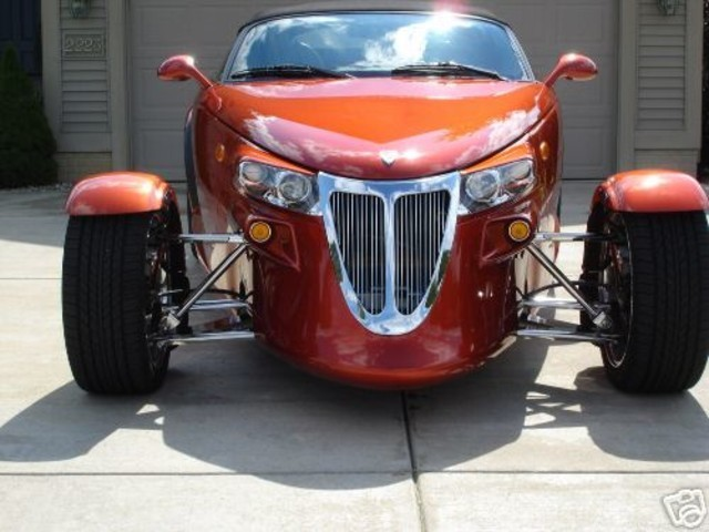 2001 Plymouth Prowler Liberty Hill, Texas