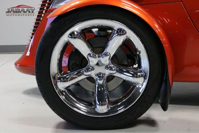 2001 Chrysler Prowler Merrillville, Indiana 40