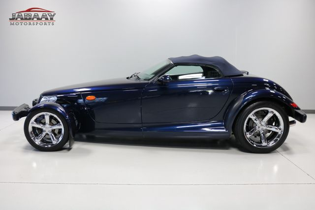 2001 Chrysler Prowler Mulholland Edition Merrillville, Indiana 22