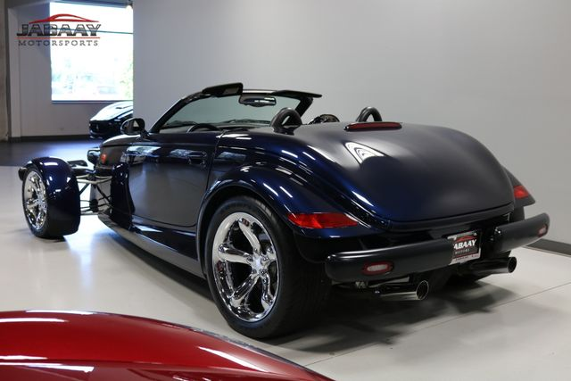 2001 Chrysler Prowler Mulholland Edition Merrillville, Indiana 2
