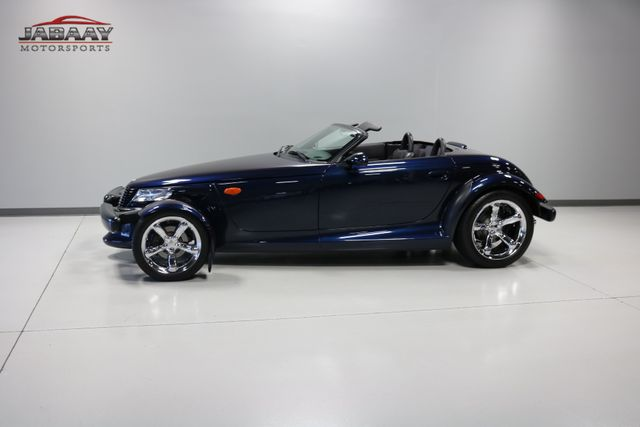 2001 Chrysler Prowler Mulholland Edition Merrillville, Indiana 32