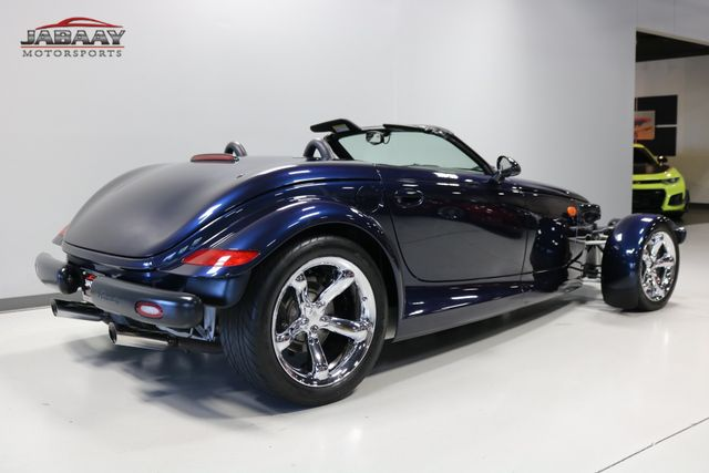 2001 Chrysler Prowler Mulholland Edition Merrillville, Indiana 4