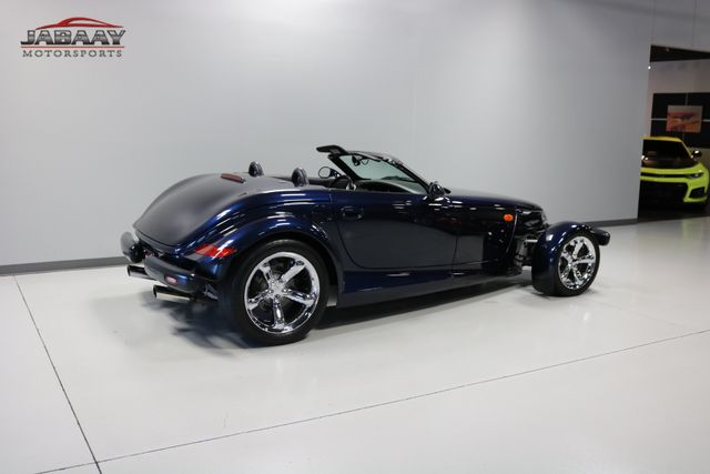 2001 Chrysler Prowler Mulholland Edition Merrillville, Indiana 37