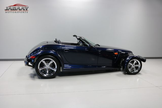 2001 Chrysler Prowler Mulholland Edition Merrillville, Indiana 38