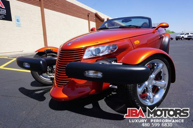2001 Plymouth Prowler Roadster Convertible ~ ONLY 5k LOW MILES   MESA, AZ   JBA MOTORS in MESA AZ