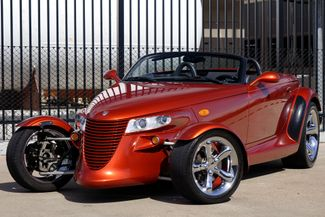 2001 Plymouth Prowler 2-OWNER * Dallas Car * ONLY 27k MILES * Everything Plano, Texas 1