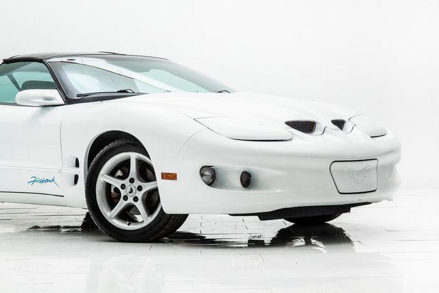 2001 Pontiac Firebird Formula WS6 SLP Firehawk in Carrollton, TX 75006