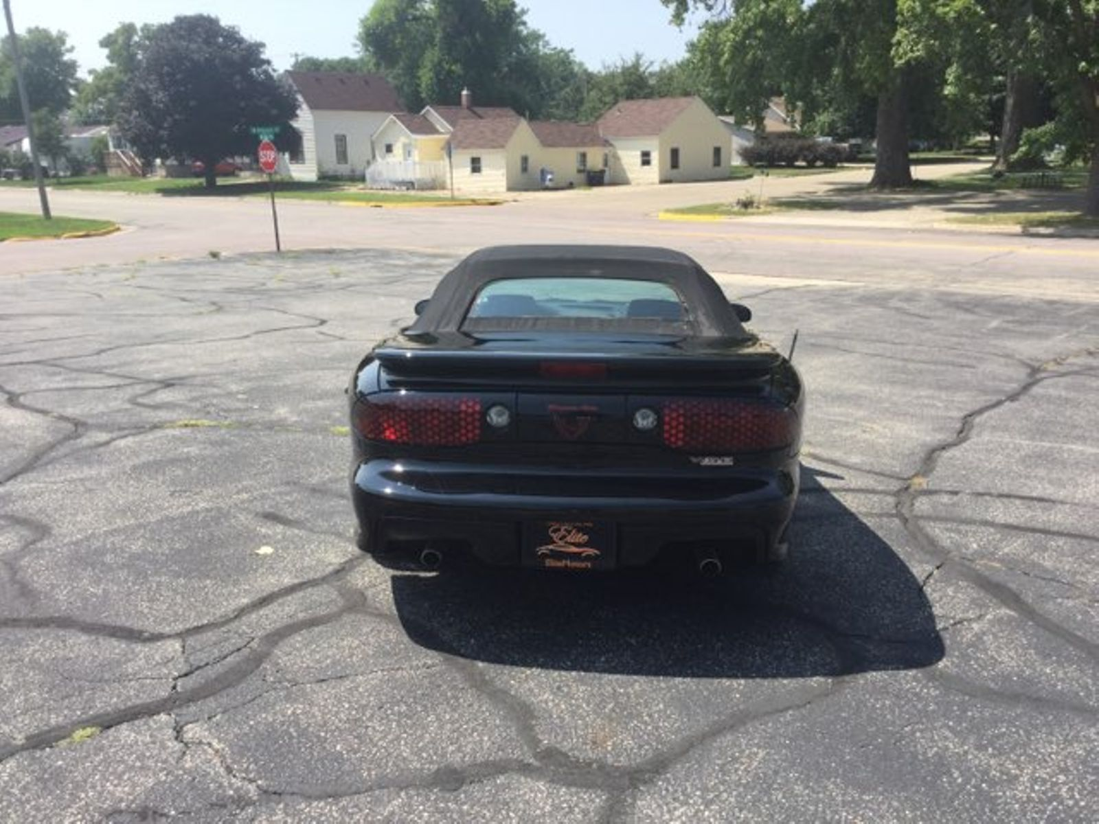 ... 2001 Pontiac Firebird Trans Am city MN Elite Motors LLC in Lake Crystal, ...